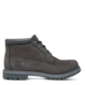 Dark Grey Nubuck Monochromatic With Grey Outsole