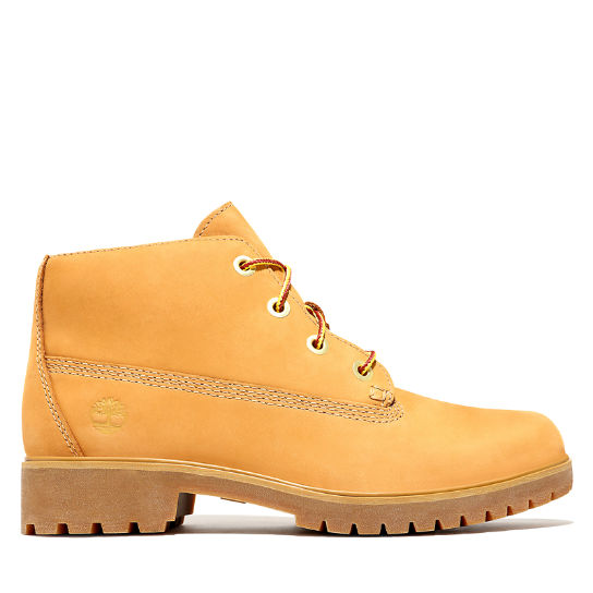 Lyonsdale EK+ Chukka Boot for Women in Yellow | Timberland