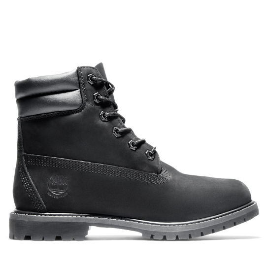 Waterville 6 Inch Boot for Women in Black | Timberland