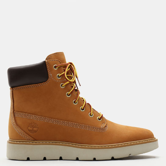 Women's Kenniston 6-inch Lace-Up Boot Yellow | Timberland