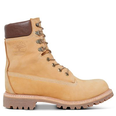 American+Craft+8-Inch+Boot++for+Men+in+Yellow
