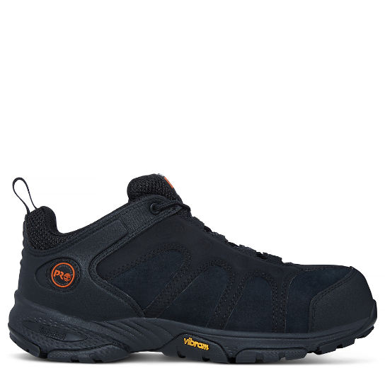 Pro Wildcard Worker Shoe Zwart Heren | Timberland