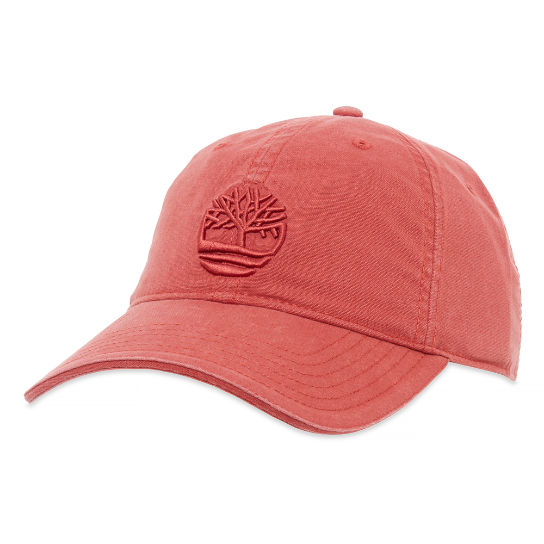 Sound View Baseball Cap Homme rouge | Timberland