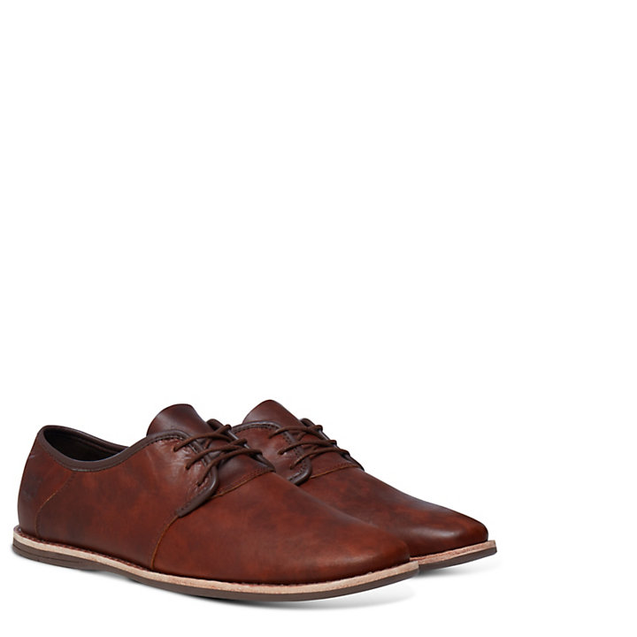 France Timberland Hommes S Flyroam Leather And Fabric Oxford