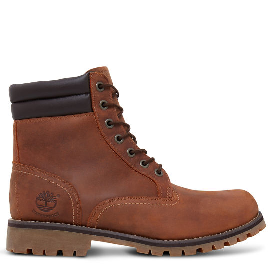 Foraker 6 Inch Boot for Men in Brown | Timberland
