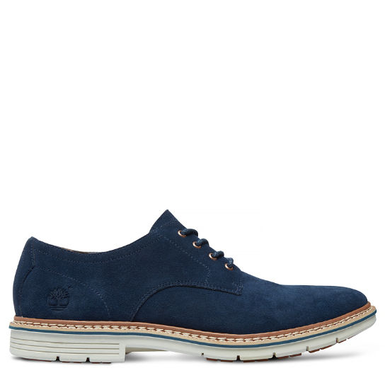 Herren Naples Trail Smart Oxford Navyblau | Timberland