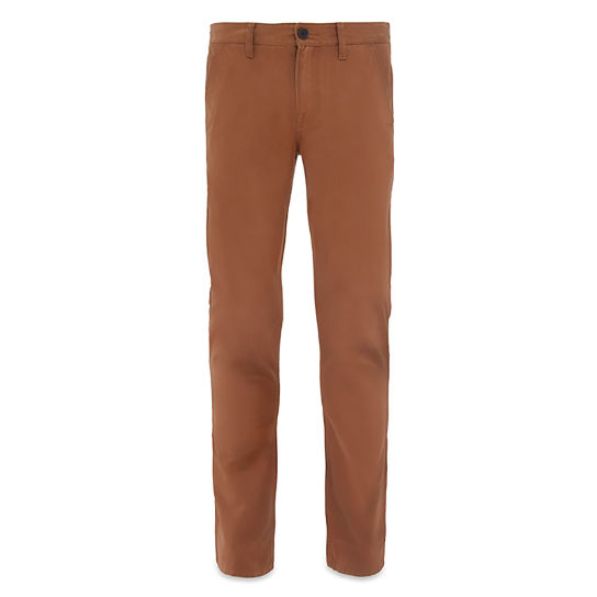 Men's Sargent Lake Twill Chino Pant Slim  Light Brown | Timberland