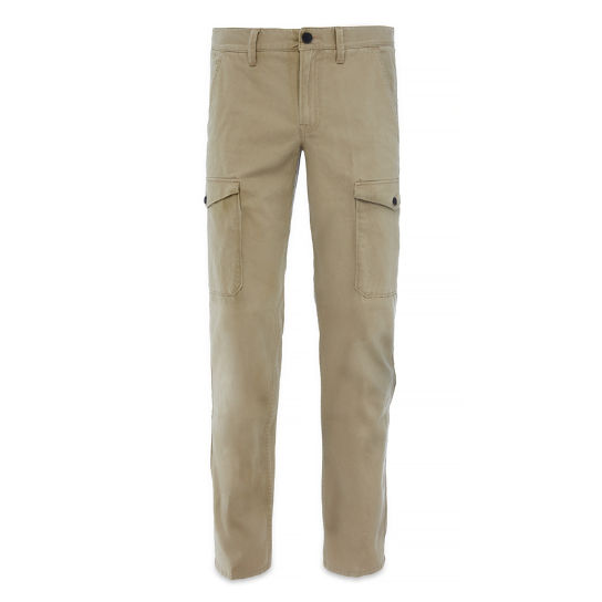 Men's Squam Lake Twill Cargo Pant Khaki | Timberland