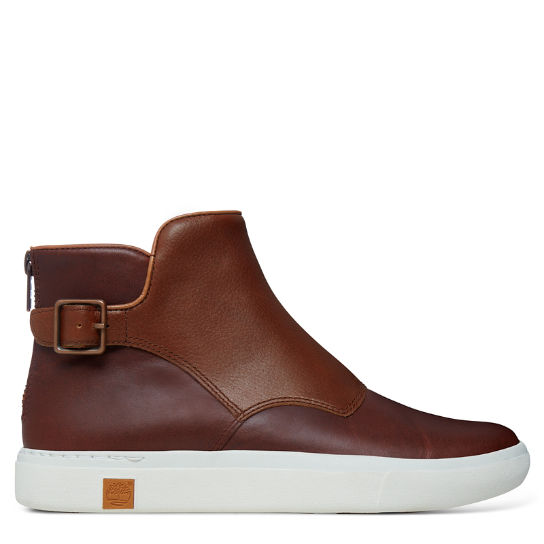 Women's Amherst Buckle Chelsea Spice Brown | Timberland