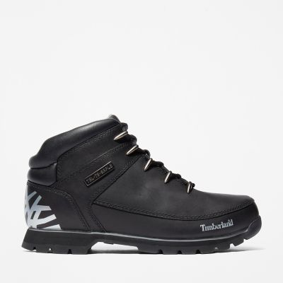 Euro+Sprint+Mid+Hiker+for+Men+in+Black