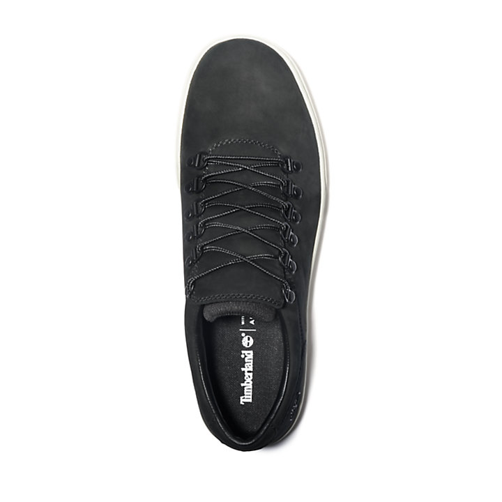 Oxford da Uomo Adventure 2.0 Alpine in nabuk nero-
