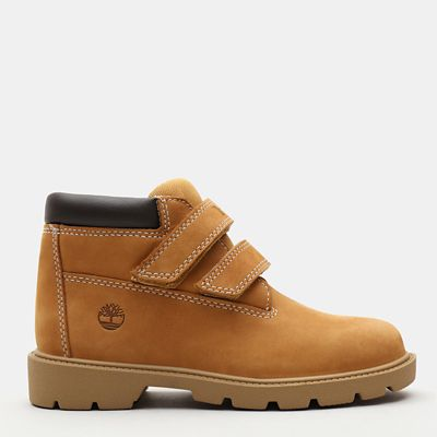 Double+Strap+Chukka+Boot+voor+Juniors+in+geel