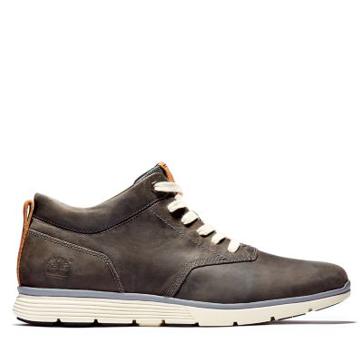 Killington+Half+Cab+Chukka+for+Men+in+Dark+Grey