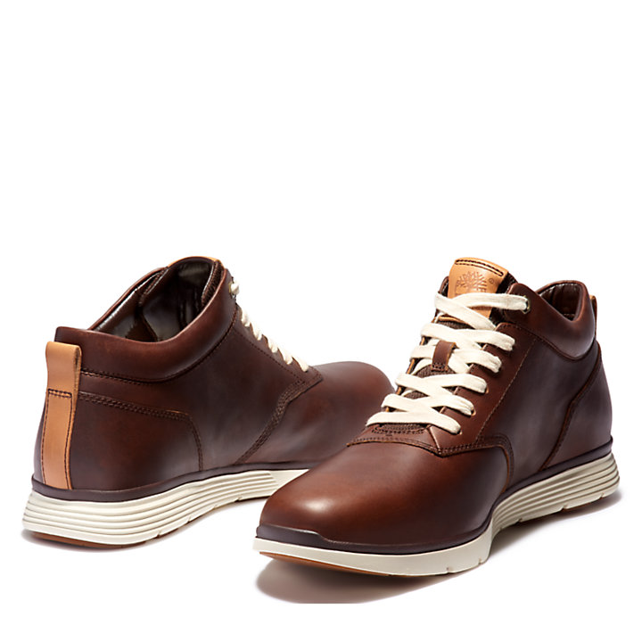 Killington Low Chukka for Men in Dark Brown-