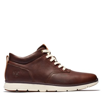 Killington+Low+Chukka+for+Men+in+Dark+Brown