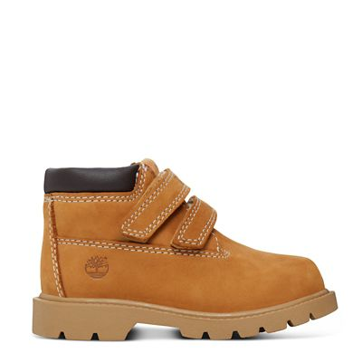Double+Strap+Chukka+Boot+voor+Peuters+in+geel