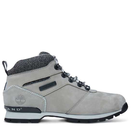 Splitrock Mid Boot Homme Gris | Timberland