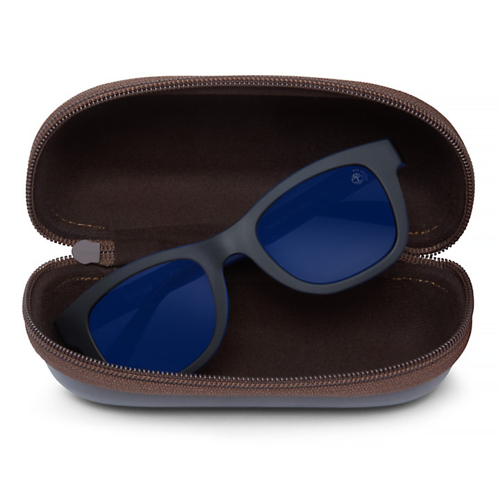 Occhiali da Sole Polarizzati Advanced Blu Marino-
