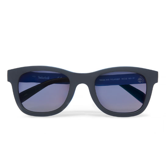 Advanced Polarised Sonnenbrille in Navyblau | Timberland