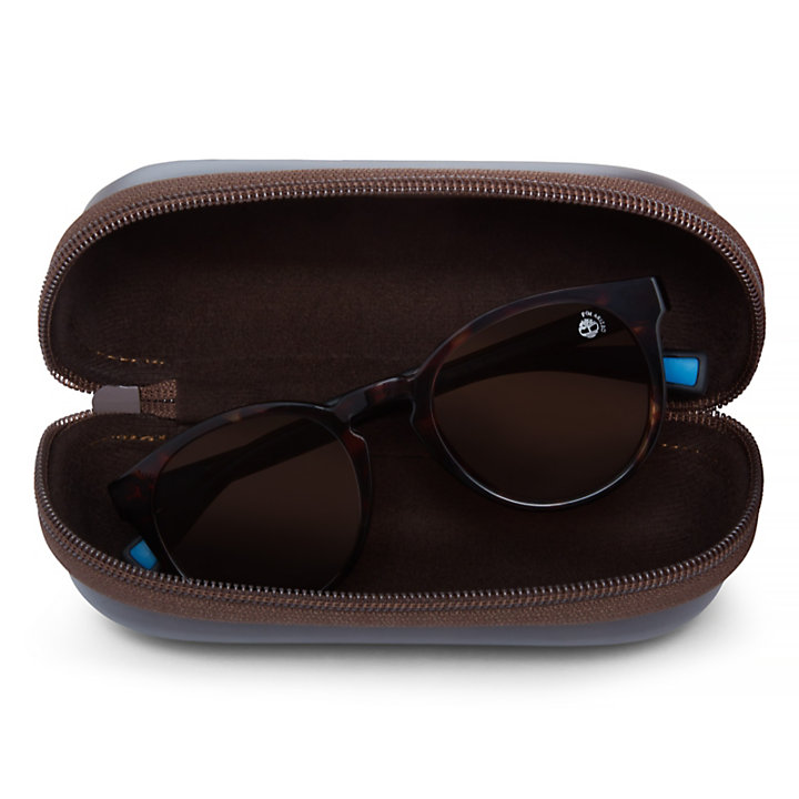Lunettes de soleil Advanced à verres polarisants en marron-
