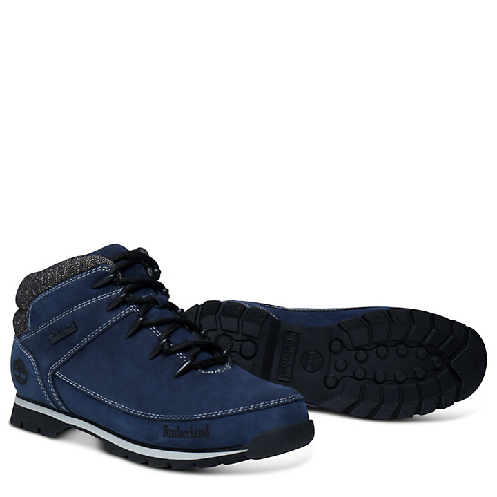 Men's Euro Sprint Hiker Mid Boot Navy-