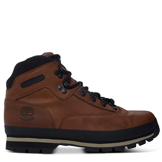 Men's Euro Hiker Leather Waterproof Boot | Timberland