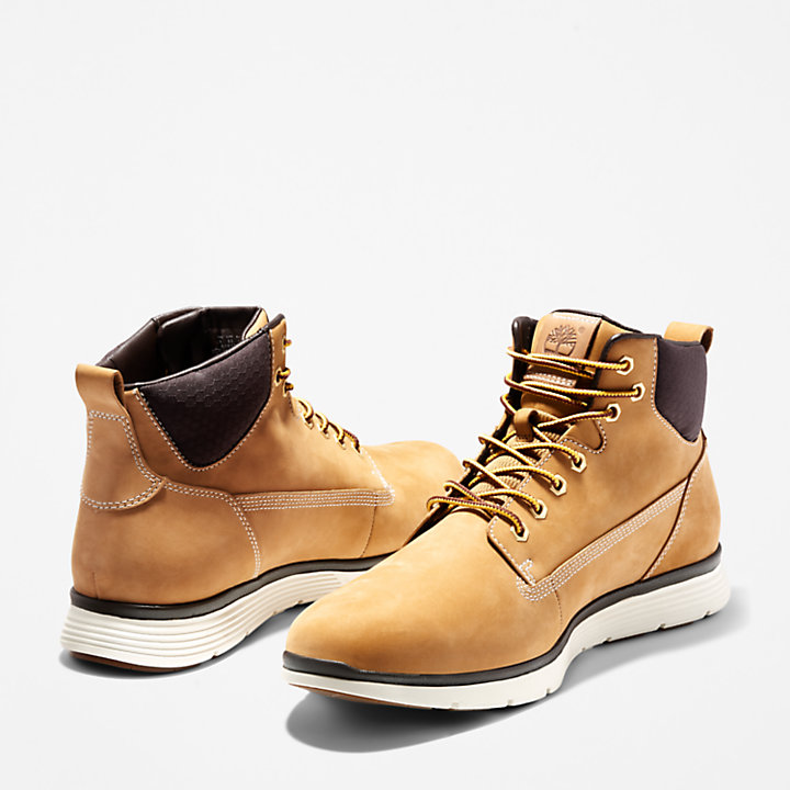 Chukka Killington para Hombre en color negro/amarillo-