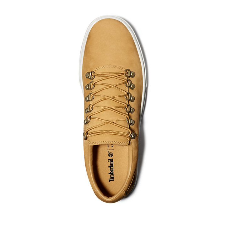 Adventure 2.0 Cupsole Sneaker for Men in Yellow-
