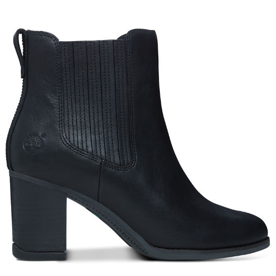 Atlantic Heights Leather Chelsea negro mujer | Timberland