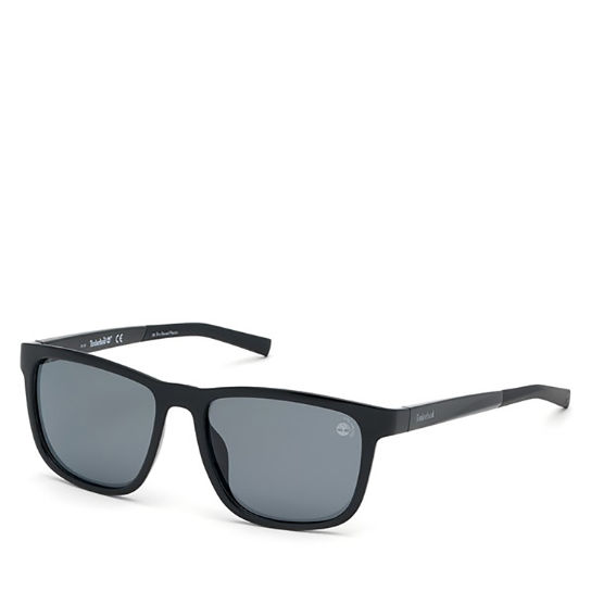 Men's Classic Sunglasses for Men in Black | Timberland