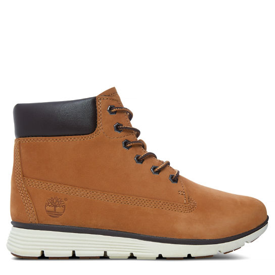Junior Killington Boot Yellow | Timberland