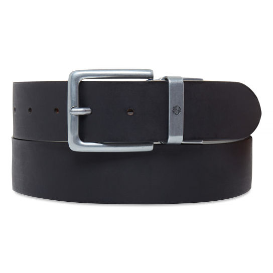 Men's Classic Line Reversible Belt Black | Timberland
