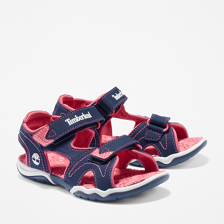 Adventure Seeker Sandal for Youth in Navy-