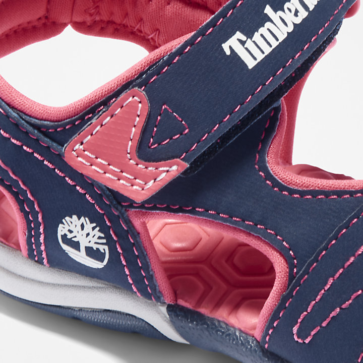 Adventure Seeker Sandale für Kinder in Navyblau-