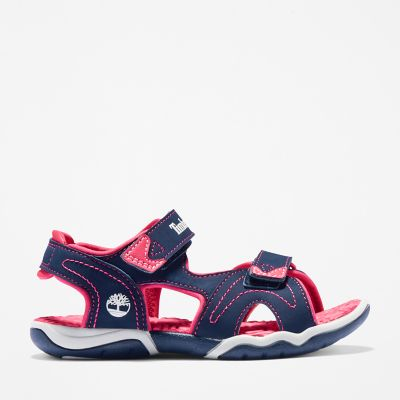 Adventure+Seeker+Sandal+for+Youth+in+Navy