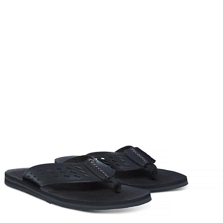 Sea Haven Leather Sandal Uomo-