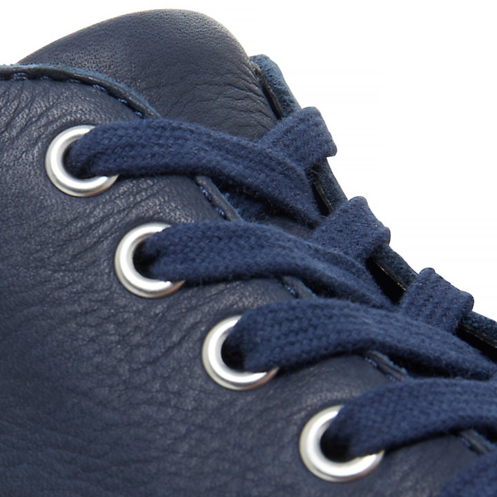Groveton Leather Chukka Boot Enfant Bleu marine-