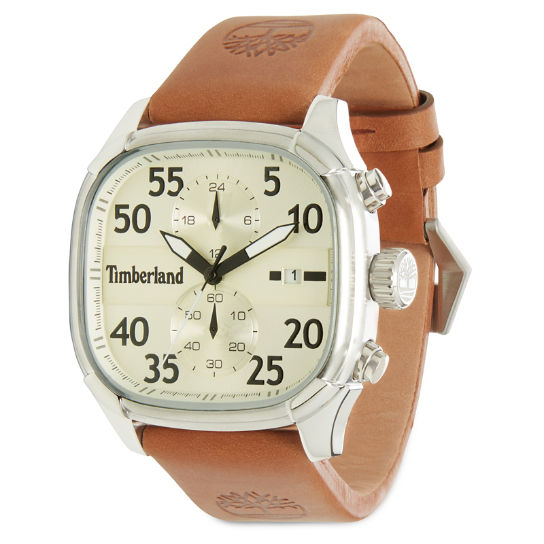 Portsmouth Watch Beige/Tan Uomo | Timberland