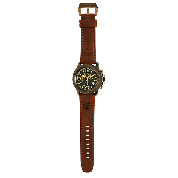 Ashbrook Watch for Men in Black/Brown-