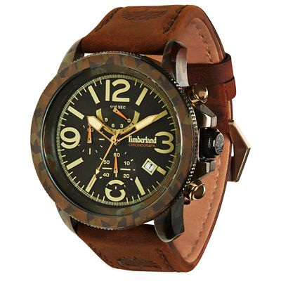 Ashbrook+Watch+for+Men+in+Black%2FBrown