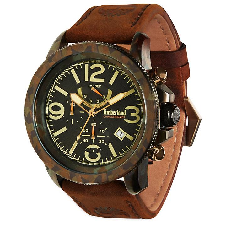 Reloj Ashbrook para Hombre en Negro/Marrón-