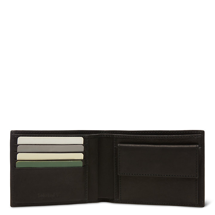 Sauvage Wallet for Men in Black-
