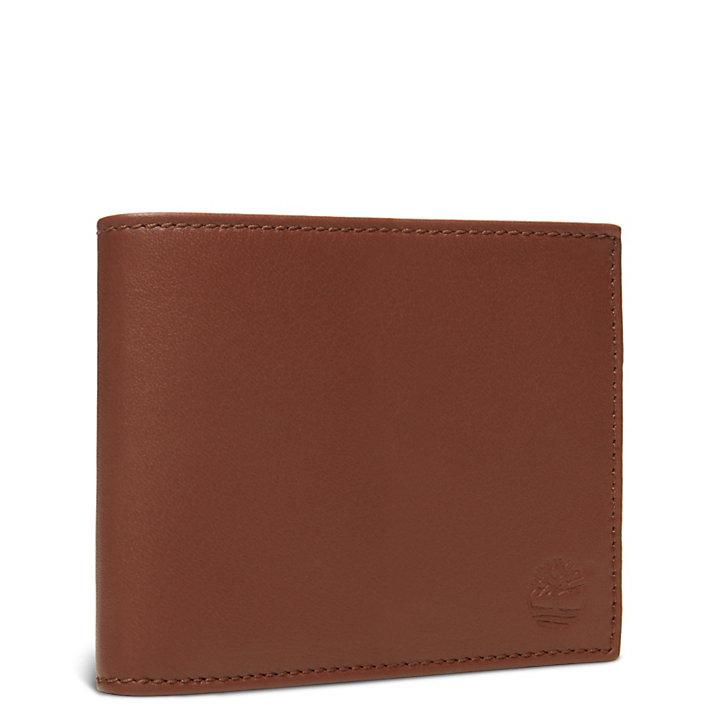 Portefeuille Sauvage pour homme en marron-