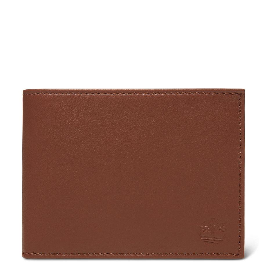 7a0c653f7141e Timberland Sauvage Brieftasche Für Herren In Braun Braun