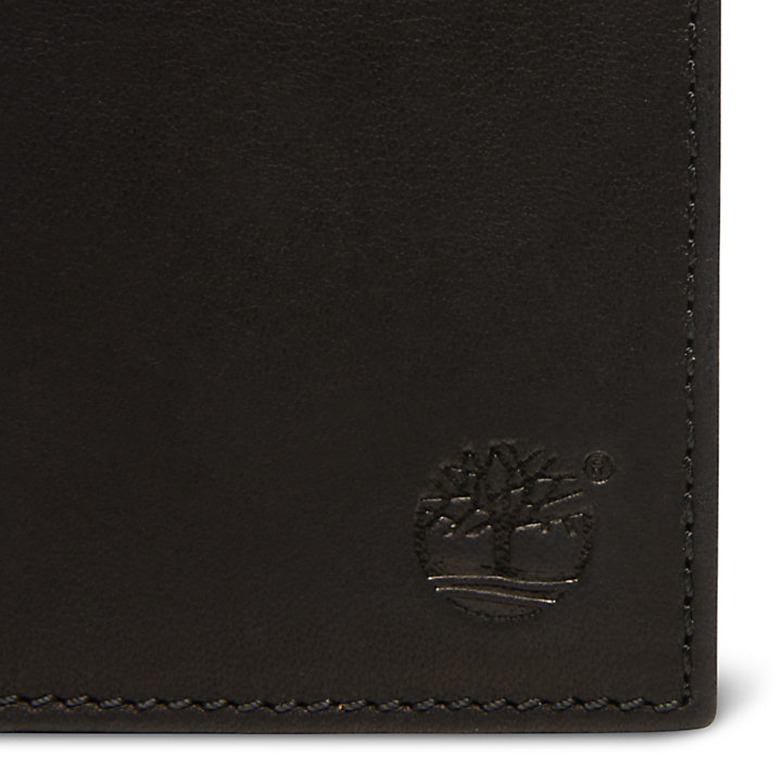 Sauvage Vertical Wallet for Men in Black-