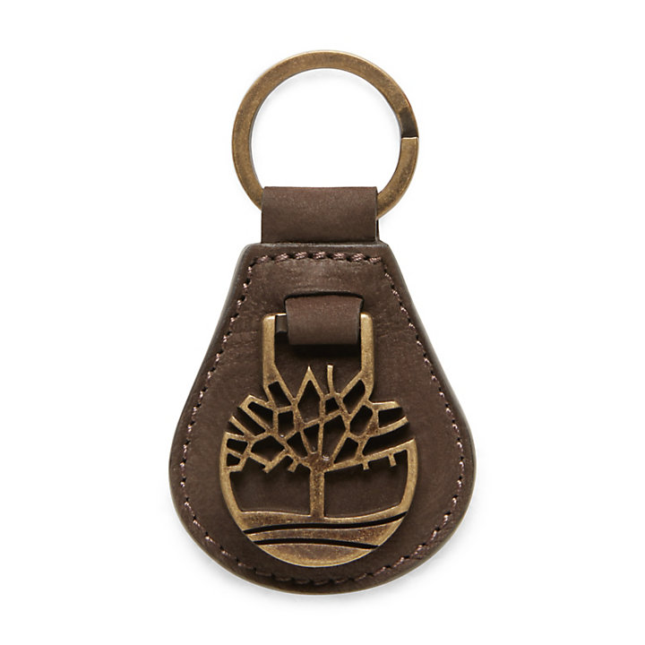 New Rain Easy Keyring for Men in Brown-