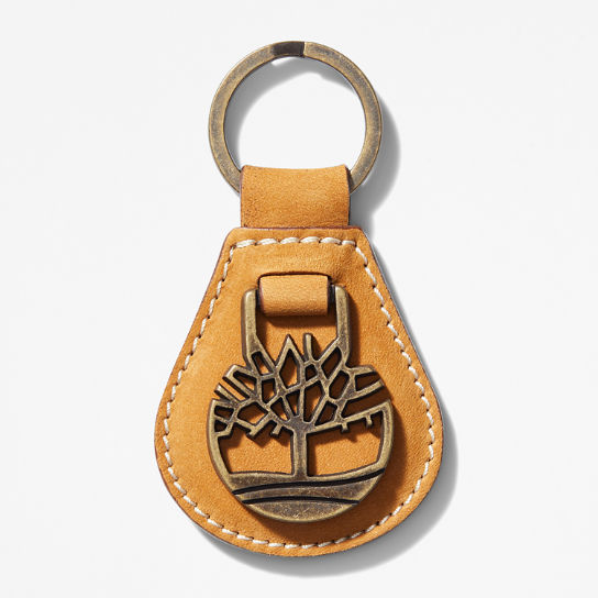 New Rain Easy Keyring for Men in Yellow | Timberland