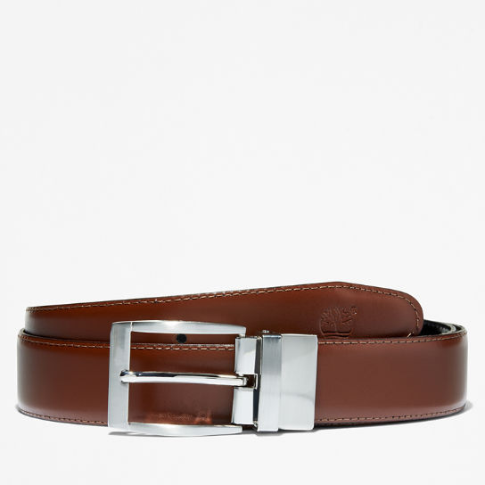 Reversible Belt for Men in Brown | Timberland