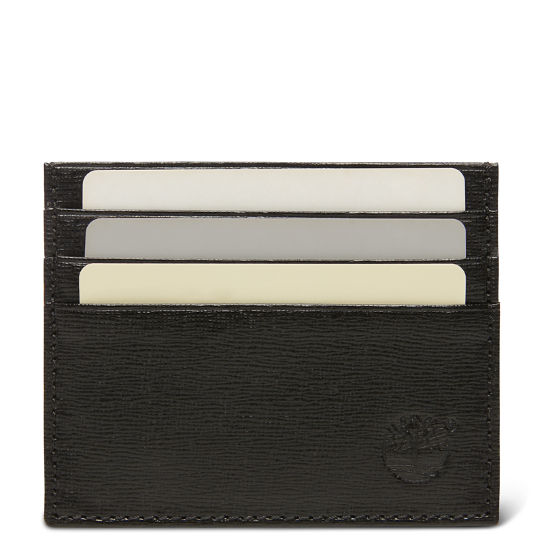 Boulder Loop Card Holder for Men in Black | Timberland