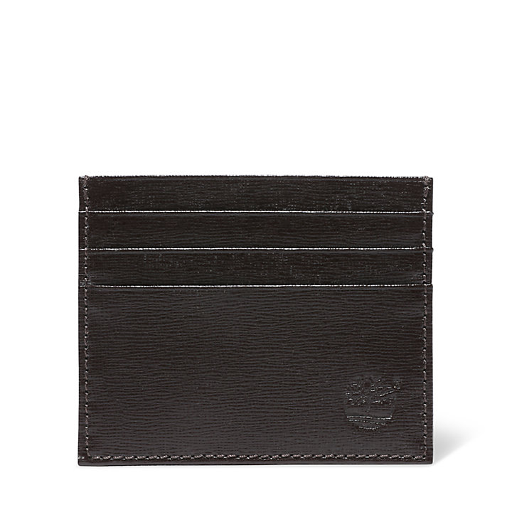 Credit Card Holder for Men in Dark Brown-